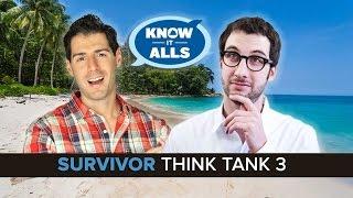 Survivor Think Tank 3   Rob & Stephen Respond to Listener Twist Ideas