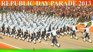 getlinkyoutube.com-26TH JANUARY, 2013 - 64TH REPUBLIC DAY PARADE - LIVE ON DOORDARSHAN NATIONAL