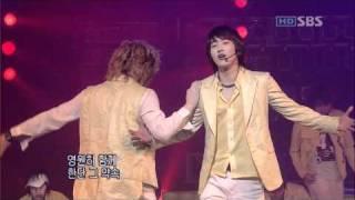 getlinkyoutube.com-Super Junior - Miracle (Live At SBS 060423)