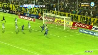 getlinkyoutube.com-Rosario Central (2) - Banfield (0) Nacional B 2013 Resumen HD