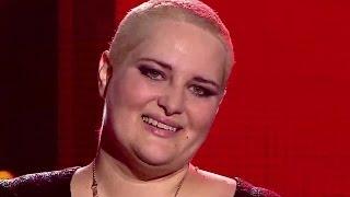 """getlinkyoutube.com-The Voice of Poland IV - Kasia Markiewicz - """"Dreamer"""" - Przesłuchania w ciemno"""