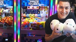 How much MONEY will we win from the claw machine? width=