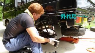 getlinkyoutube.com-2011年7月 31日 ダイハツ・ジャンボ☆サス☆編