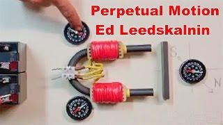 "getlinkyoutube.com-Edward Leedskalnin Perpetual Motion magnetic currents ""change polarity"" test 2"