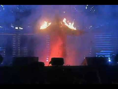 RAMMSTEIN - THE BEST PYROTECHNICS EFFECTS COMPILATION