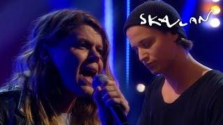 getlinkyoutube.com-Kygo feat. Conrad Sewell - Firestone Live at Skavlan