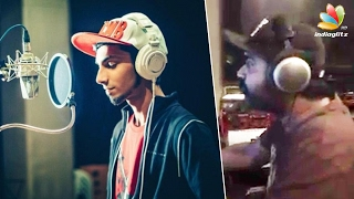 getlinkyoutube.com-Simbu : What a changeover ! I'm recording and Anirudh is singing   Hot Tamil Cinema News