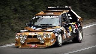 getlinkyoutube.com-11° Rally Legend 2013 - Modern & Historic Rally Cars (Gr. B, WRC, Gr. A & More) Insane Sounds
