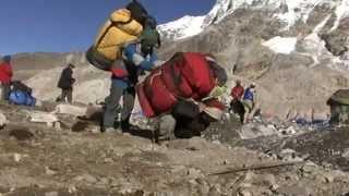 getlinkyoutube.com-Sherpas, les vrais héros de l'Everest Au sommet 3/3