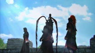 getlinkyoutube.com-Dynasty Warriors 8: Xtreme Legends - All Lu Bu Cutscenes in English Translated Subtitles (Part 2-IF)