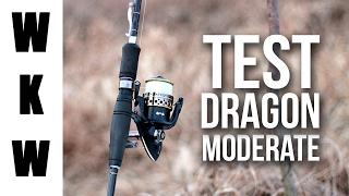 Dragon Moderate - Wędka spinningowa na pstrągi | Test Wędkarski