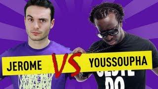 Jerome clash Youssoupha avec humour