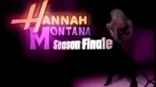 Miley Says Goodbye? - Hannah Montana Season 3 FINALE - Part 2 New (Promo)