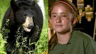 Michigan Girl, 12, Survived Bear Attack: 'I Was Terrified'