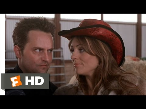 Serving Sara (7/10) Movie CLIP - An Impudent Bull (2002) HD