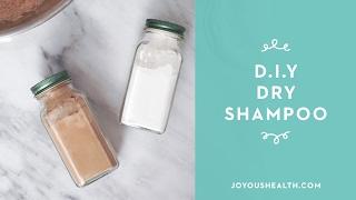 getlinkyoutube.com-How to Make Natural Dry Shampoo