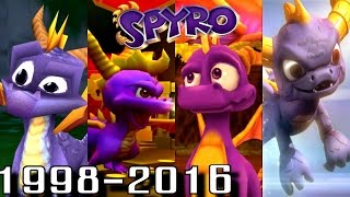 getlinkyoutube.com-Spyro - ALL INTROS 1998-2016 (PS4-PS1, Wii U, Xbox, GC)
