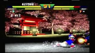 getlinkyoutube.com-Street Fighter EX Plus Alpha - Sakura Playthrough (Request)