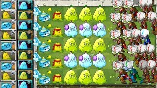 getlinkyoutube.com-Plants vs. Zombies 2 New Squash and Winter Melon Piniata
