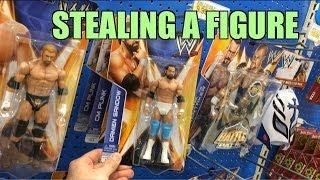 getlinkyoutube.com-WWE ACTION INSIDER: New Exclusive wrestling figures at Walmart and Target! Store Aisle review