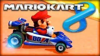 getlinkyoutube.com-MARIO KART 8 (Wii U) - New Characters, Items, Bikes vs Karts & MORE! (MK8 Gameplay)