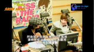 getlinkyoutube.com-[ENG] Leeteuk got really mad with Ryeowook