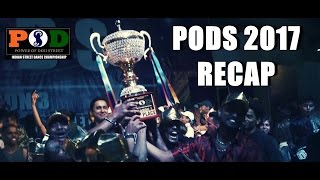 PODS Season 3 Recap - 2017 ( India ) - Dynamic Dance Crew - Canfuse