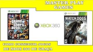 getlinkyoutube.com-Como Conseguir Jogos de Xbox 360 de Graça