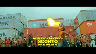 SCONTO BY FIK FAMEICA AND  WEMBLY MO