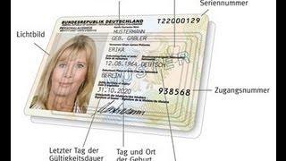 getlinkyoutube.com-Die Wahrheit über neuen Personalausweis