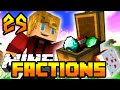 Minecraft Treasure Wars Factions MYTHIC CHEST OPENING! Episode 25 Minecraft Factions