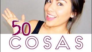 getlinkyoutube.com-TAG: 50 COSAS SOBRE MI♡   Rebeca Mendiola