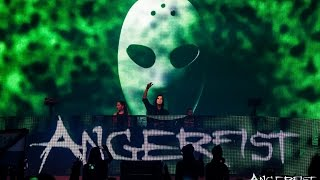 getlinkyoutube.com-Angerfist at Defqon.1 2015 | Black - Live Video