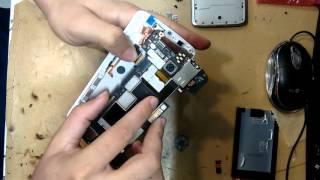 getlinkyoutube.com-Trocando Tela Moto X Play XT1563 lcd touch display trincado