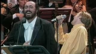 Bryan Adams & Luciano Pavarotti - 'O Sole Mio