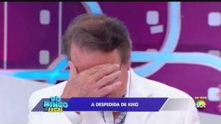 getlinkyoutube.com-(HD) Homenagem do Domingo Legal para o Carlos Villagrán, o Kiko do seriado Chaves - 14/04/2013