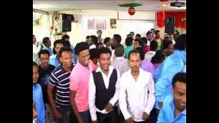 getlinkyoutube.com-eritrean baptism in israel by sesen band