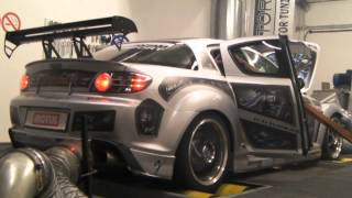 getlinkyoutube.com-Mazda RX8 Turbo by CHIPFACTORY Motorsport