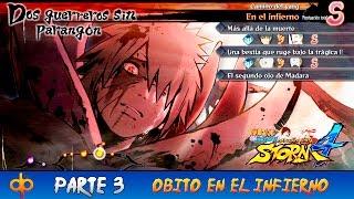 getlinkyoutube.com-Naruto Shippuden Ultimate Ninja Storm 4 Parte 3 Gameplay Español PS4 | Obito en el Infierno