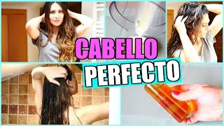 getlinkyoutube.com-CABELLO PERFECTO en MINUTOS! Repara Tu Cabello en CASA | Lizy P