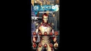getlinkyoutube.com-Ironman with XDA themes avengers