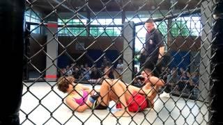 Dr Komal Rao JKD Mumbai India, Woman Mixed Martial Art Fighter defeats male in cage - YBN 9