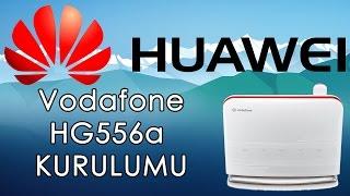 getlinkyoutube.com-HUAWEI Vodafone HG556a Multi İnternet ADSL2+ Router Modem Kurulumu Detaylı Anlatım