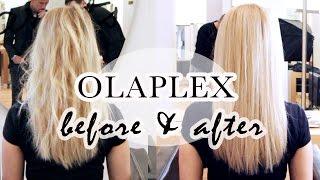 OLAPLEX vorher & nachher - FMA Friseurbesuch - Was ist Olaplex eigentlich?