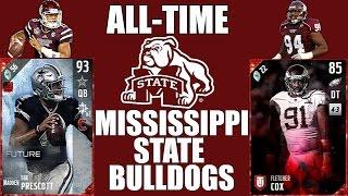 getlinkyoutube.com-All-Time Mississippi State Bulldogs Team - Dak Prescott and Fletcher Cox! - Madden 17 Ultimate Team