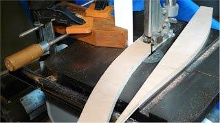 getlinkyoutube.com-Столярные Хитрости. Шаблоны Точно и Быстро. DIY Woodworking Templates