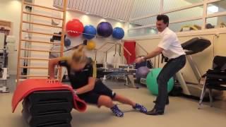 getlinkyoutube.com-Lara Gut im Training