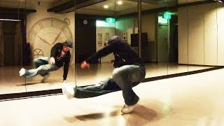 getlinkyoutube.com-ブレイクダンスの基本〝3歩〟初心者でもできる簡単な技