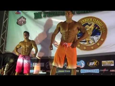 IFBB PE 2014 - Men's Physique