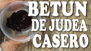 getlinkyoutube.com-BETÚN DE JUDEA CASERO EN MENOS DE UN MINUTO - BITUMEN OF JUDEA HOMEMADE